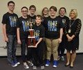 Clay wins ESC Junior High Quiz Bowl  image