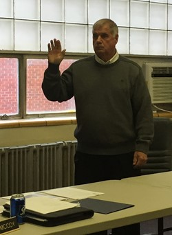 Former ESC Superintendent appointed to board