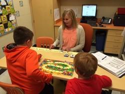 SLPs help children communicate to learn