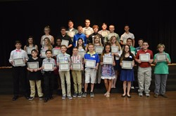 Summer scholarships awarded at annual banquet