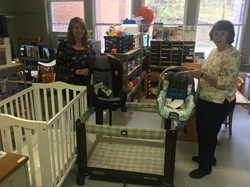 Help Me Grow offers free car seats, cribs to parents