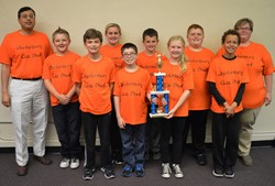 Wheelersburg wins Middle School Quiz Bowl