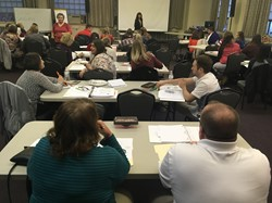 ESC program helps shape new teachers