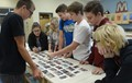 Clay hosts Artists' Reception for students image