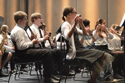 Honors Music Festival celebrates 75 years