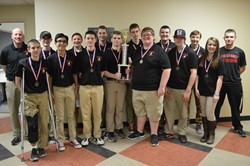 Wheelersburg, Minford win Academic Competition