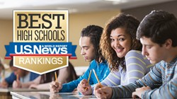 Area schools named on U.S. News 'Best' list