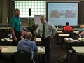 Schools attend leadership training at ESC image