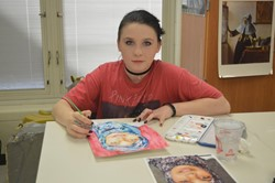 Local students' art featured in national exhibit