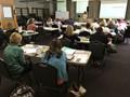 Workshop series reviews new teaching standards  image