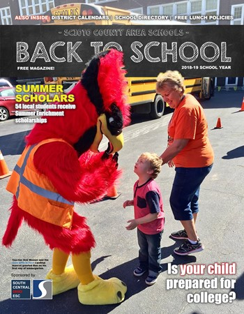 2018 Back to School Magazine
