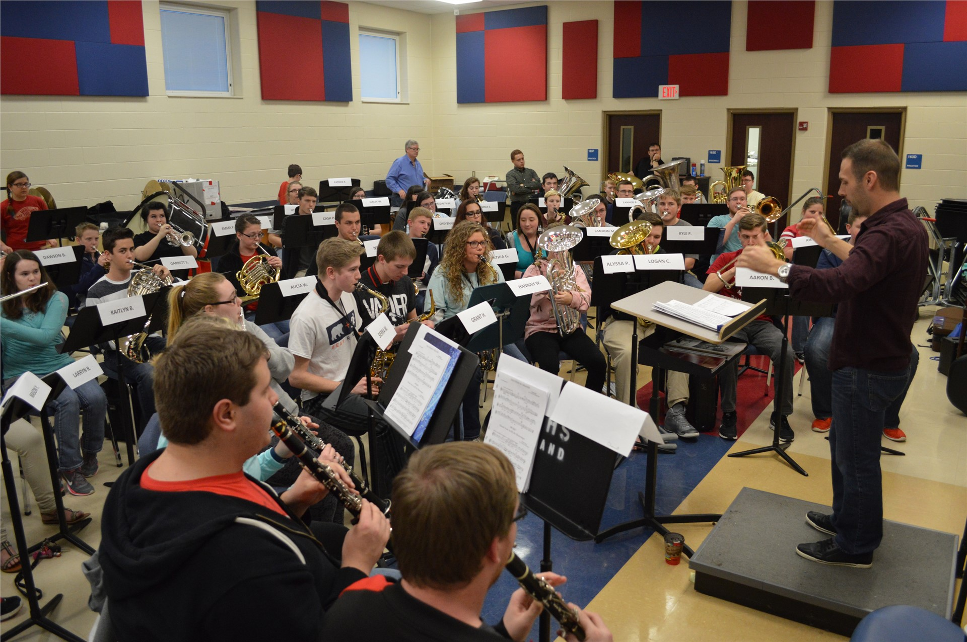Scioto County Honors Music Festival