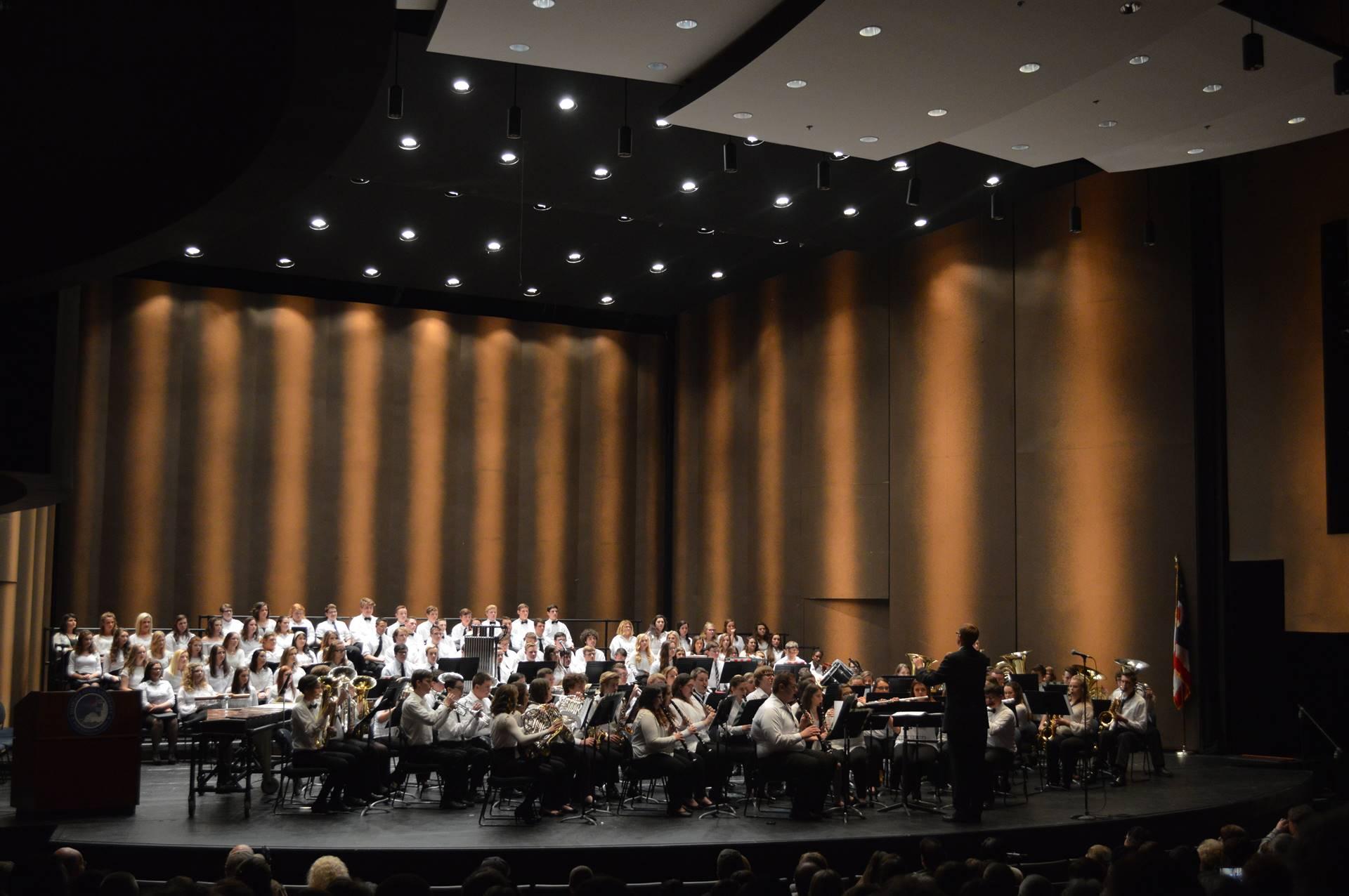 Scioto County Honors Music Festival Concert