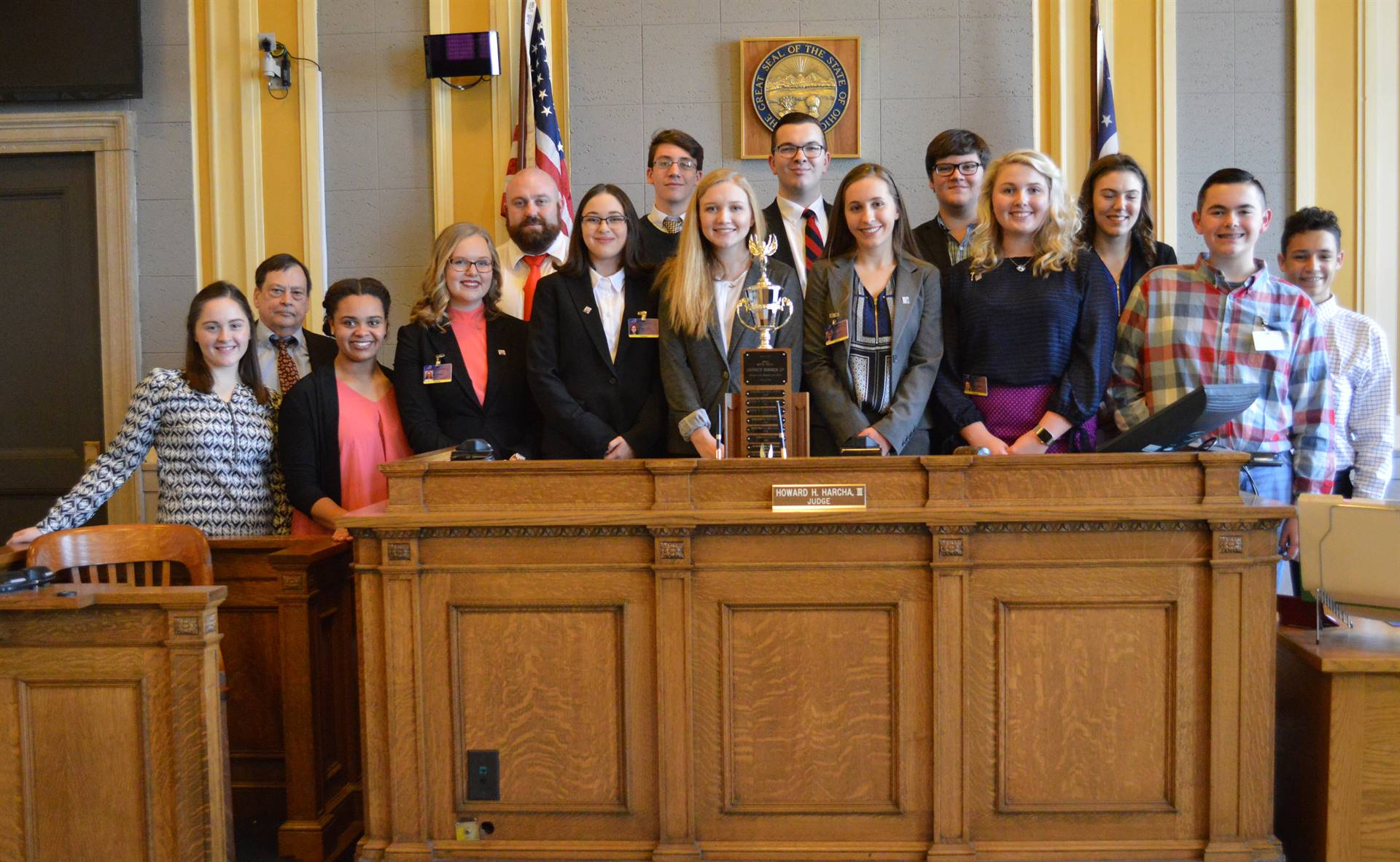 2018 Scioto County District Mock Trial