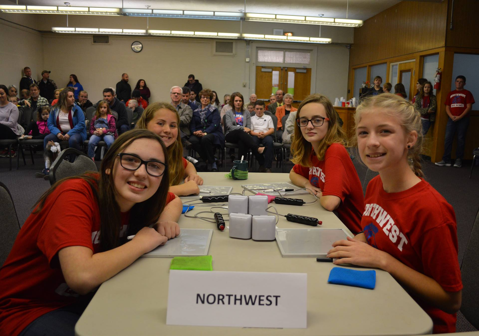 Middle School & Jr. High Quiz Bowl