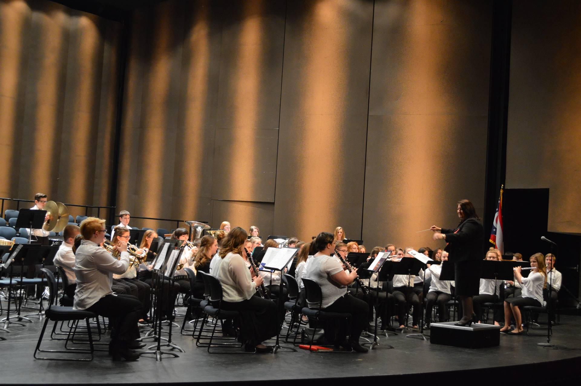 2018 Scioto County Honors Music Festival