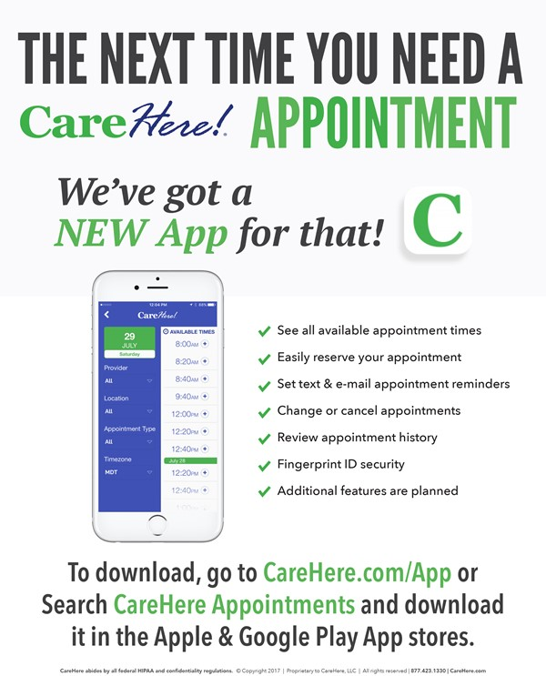 CareHere App